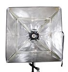 Falcon Eyes Daglichtlamp met Opvouwbare Softbox LH-ESB5050 50x50 cm
