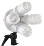 Falcon Eyes Lamp + Octabox 70cm LHD-B455 4x55W