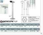 Kowa Observatiekijker BL8H + Munt Unit 20x80 Landscope