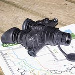 Luna Optics LN-EBG1 Nightvision Bi-Oculars Gen 2+