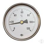 Multismoke Rookoven Temperatuurmeter middel extra lang