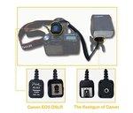 Pixel TTL-kabel FC-311/M 3,6m voor Canon