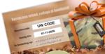 SurvivalCheque - Cadeaubon t.w.v. € 25,00