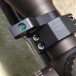Vortex Lo Pro Bubble Level voor 25,4 mm Richtkijkers