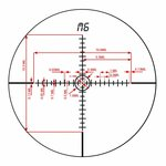 Konus Konuspro EL-30 4-16x44 Digitale Richtkijker met 10 verwisselbare dradenkruizen