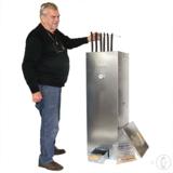 Multismoke Rookoven HM 8540 ISO XL RVS_