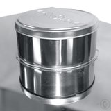 Multismoke Rookoven HM 8550 VLD RVS_
