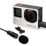 Boya GoPro Pro Lavalier Microfoon BY-GM10_