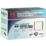 Falcon Eyes Bi-Color LED Lamp Set Dimbaar DV-300F2-K1 incl. Accu_