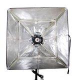 Falcon Eyes Daglichtlamp met Opvouwbare Softbox LH-ESB5050 50x50 cm_