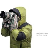 Matin Camouflage Cover DELUXE voor Digitale SLR Camera M-7101_