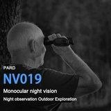 Pard NV019 nachtkijker spotter monoculair HD 1-24x_