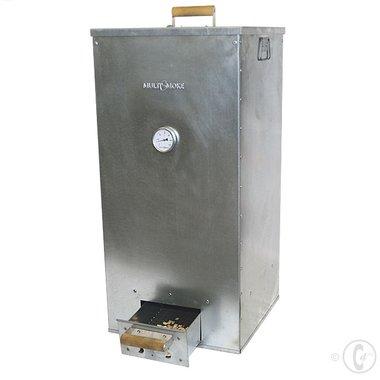 Multismoke Rookoven HM 8540 ISO RVS