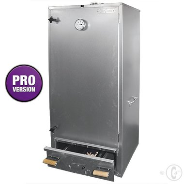Multismoke Professionele Rookoven HM 15070 ISO VLD RVS