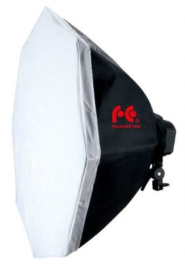 Falcon Eyes Lamp met Octabox 80cm LHD-B928FS 9x28W en 5x40W