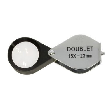 Inslagloep Doublet 15x 23mm