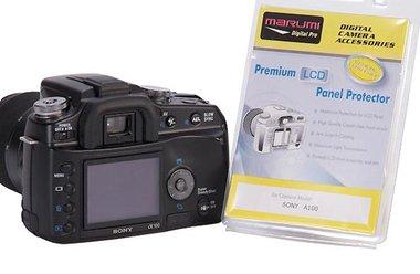 Marumi LCD Protector voor Sony A100
