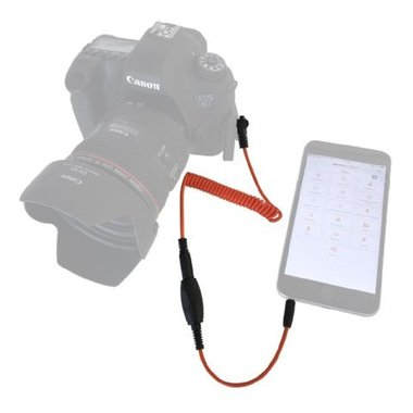 Miops Smartphone Afstandsbediening MD-N1 met N1 kabel voor Nikon