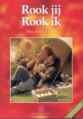Multismoke Rookboek Rook jij Rook ik - Gedrukt