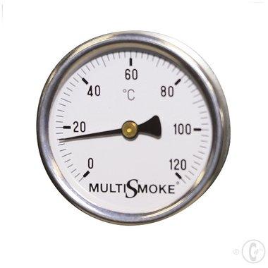 Multismoke Rookoven Temperatuurmeter klein kort