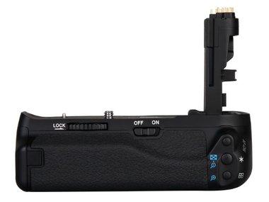 Pixel Battery Grip E14 voor Canon 70D