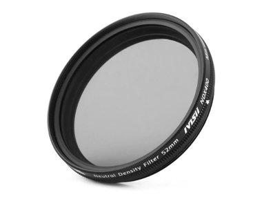 Pixel Grijs Variabel Filter ND2-ND400 DHG 58 mm