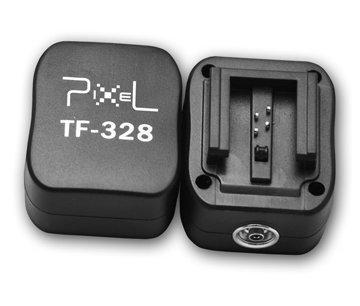 Pixel Hotshoe Adapter met X-Contact TF-328 voor Sony
