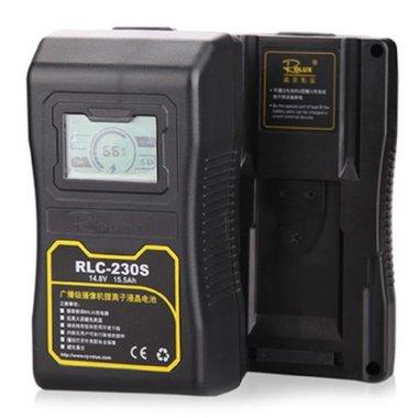 Rolux V-Mount Accu RLC-230S 230Wh 14,8V