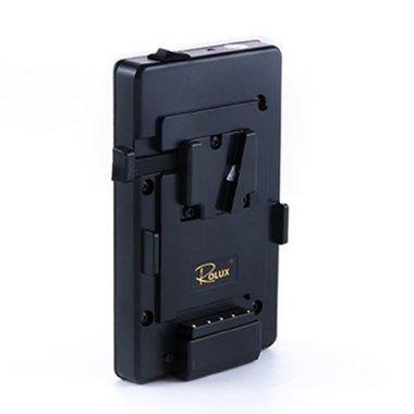 Rolux V-Mount Battery Plate RL-VFU0