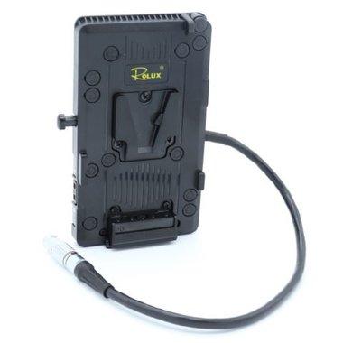 Rolux V-Mount Battery Plate RL-CAGII voor Canon C300 Mark II