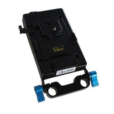 Rolux V-Mount Battery Plate RL-VFU1