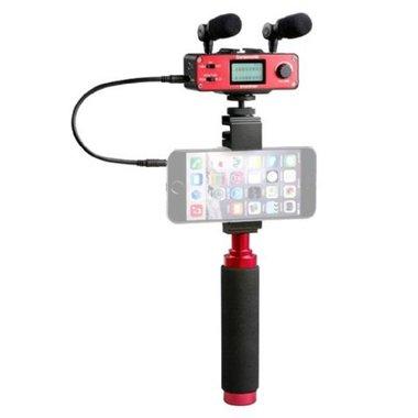 Saramonic SmartMixer met Microfoon