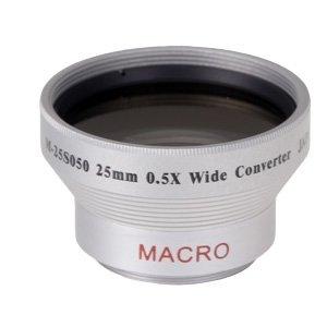 Swat Wide Converter met Macro 0,5x 52 mm