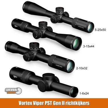 Vortex Viper PST Gen II richtkijkers - BESTEL DIRECT!