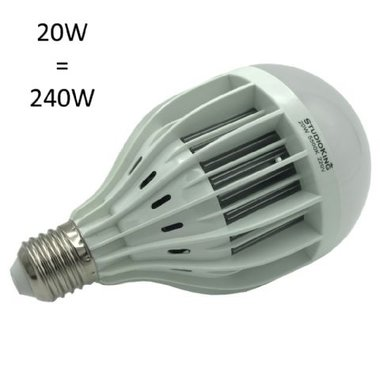 StudioKing LED Daglichtlamp 20W E27 LED20