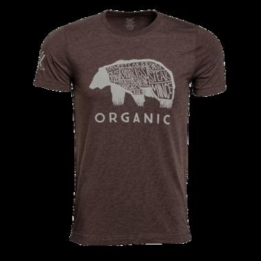 Vortex Organic Bear T-shirt Maat XL