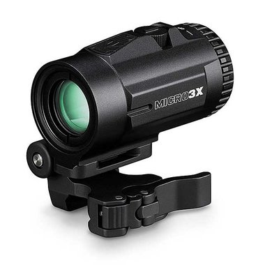 Vortex V3XM Micro Magnifier 3x – Vergrotings-scope voor red dots