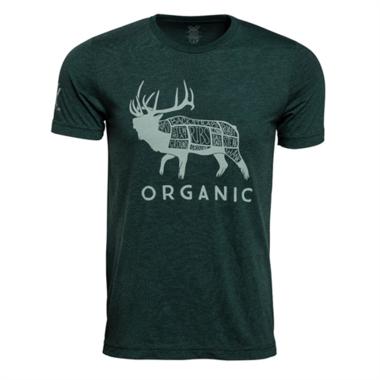 Vortex Organic Elk T-shirt Maat L