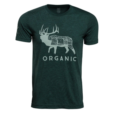 Vortex Organic Elk T-shirt Maat XXL