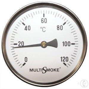 Multismoke Rookoven Temperatuurmeter groot lang