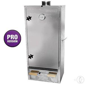 Multismoke Professionele Rookoven HM 12550 ISO VLD RVS