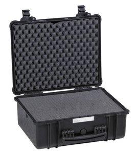 Explorer Cases 4820 Koffer Zwart Foam 520x435x230