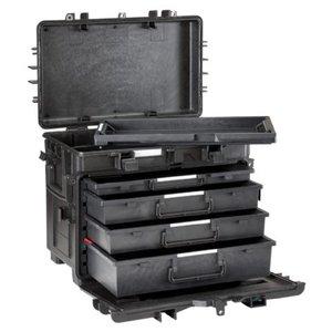 Explorer Cases 5140 Koffer Trolley Zwart 581x381x455