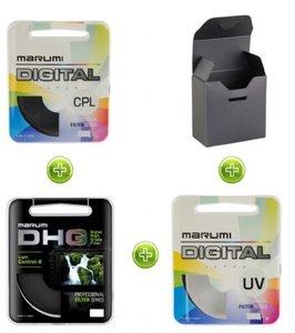 Marumi Filterset 67 mm - 3 Filters