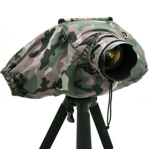 Matin Camouflage Cover DELUXE voor Digitale SLR Camera M-7101