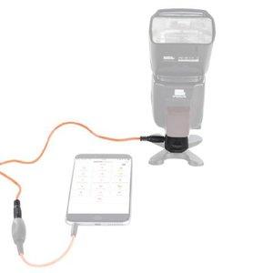 Miops Flitsadapter TT-FA2 voor Speedlite Camera Flitsers